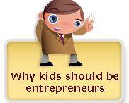 Kid-preneurs