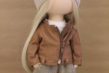 Куклы-Тильда