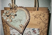 Gift Bags and Boxes / by Donna Neer
