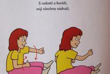 cvičenie pre deti
