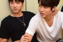 woohyun & sungyeol