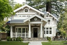 Dream House / I'm slowly putting together a plan for my dream house...