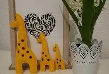 Filcből dekor, jaték