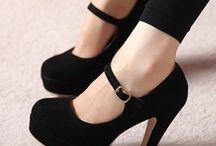Saltos(high heels)❤