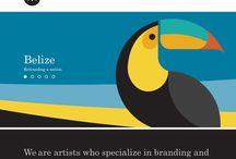 Web Design: Colorful Sites