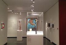 Expo Joseph Cornell au musée des Beaux Arts de Lyon 2013/2014 / Photo d'exposition