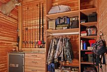 Оружейные комнаты