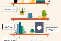 Shelfie (how to style your shelves)