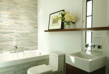 Bathrooms / by Melinda Rhoads Tarrant