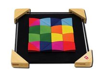 Brain Teasers / Can you solve a rubik cube? Brainteasers are just games, books and toys that really get you to think. They are typically a single person game that will stretch your mind and elevate your logic.