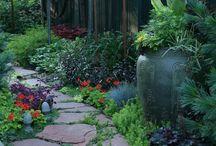 gardens and gardening / Garden Ideas and Gardening