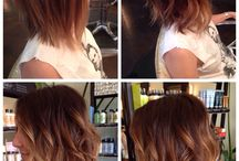 Lob Hair Inspo