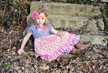 Crafts - Sew Kid Style / kids clothes that are sewn / by Jamie Rhodes
