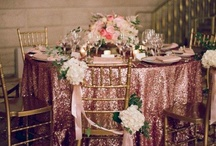 Inspire: Decorative linen / Gorgeous table linen for weddings and parties