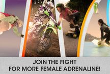 High Heaven / Join the fight for more female adrenaline!