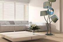 Research Board / Billeder til research af lamper til husets rum