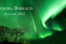 aurora borealis ❤
