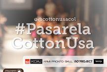 #PasarelaCOTTONUSA / Hay una gran historia detrás de una sencilla semilla de #algodón   Junio 28 de 2014 - 1:00 p.m. - Centro Comercial Titán Plaza - Bogotá
