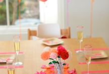 Coral party ideas