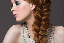 Braided Hairstyles / Braided hair ideas for those looking to shake things up!