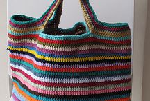 My ❤ For Crochet Bags / by Michelle Eames