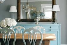 dining rooms / by T Dunlap