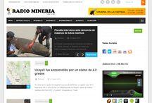 Radio Mineria 100.9 FM – Moquegua / #Moquegua Radio Mineria 100.9 FM – Moquegua http://www.radiomineria.com
