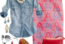 Fashion File / by Crystal Edwards