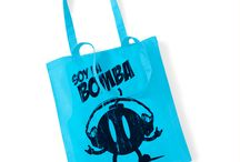 Bags Friking design / Designs that you can find in our website.