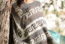 Alpaca Ponchos for Women / Cool Alpaca Ponchos.