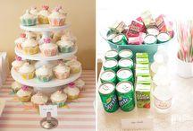 Bailey's Birthdays / Ideas for Bailey's birthday parties 1-10 ☺️ / by Erin Hilligas (Gray)