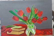 benim tablolarım