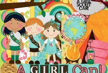 Girl Scout Ideas / by Mitzi O'Hearn