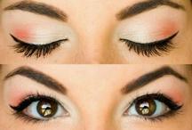 Makeup:) / by Geily Sayon
