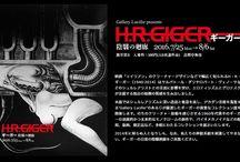 H.R.GIGER