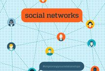 Social Networks / February series / by RC Creative