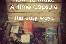 Timecapsule ideas
