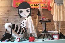 Zalando Mint&Berry – Press Day SS15 / Per la presentazione della collezione di Zalando SS/2015, Giorgia Mirabella ha trasformato un tipico bistrot milanese in una giornata d'estate tra amiche, shopping e divertimento.Un allestimento funny, divertente ispirandosi alla collezione di Mint&Berry di Zalando.  Giorgia Mirabella in questo evento si è occupata della cura dell'allestimento e della direzione artistica.