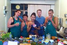 Thai Raw food / Raw food preparation from a Thai perspective.