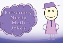 Extremely Nerdy Math Jokes