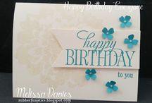DIY Cards Birthday