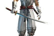 Ninja Gaiden. Ryu Hayabusa.