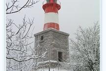 lighthouses / by Helen Joy