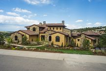 Mountain Overlook Littleton / A mountain home situated for breathtaking views with generous outdoor living spaces.