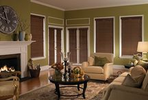 Faux Wood Blinds / Faux Wood Blinds by Luxury Window Fashions in Riverside, CA.