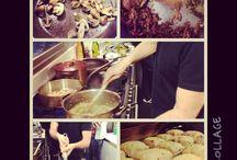 Cocinando... / Un poco de mi vida y el amor por la cocina