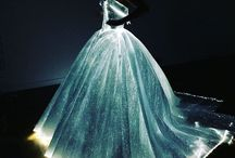 la robe luminescente