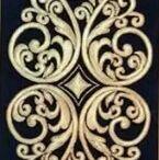 Disegni decorativi per cornici