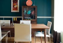 Dining Rooms / by Shelby Turner