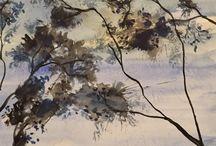 Ellinors akvarell